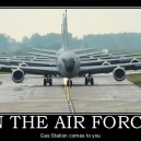 In The Air Force