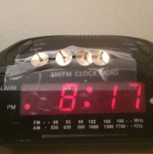 Best alarm clock ever!