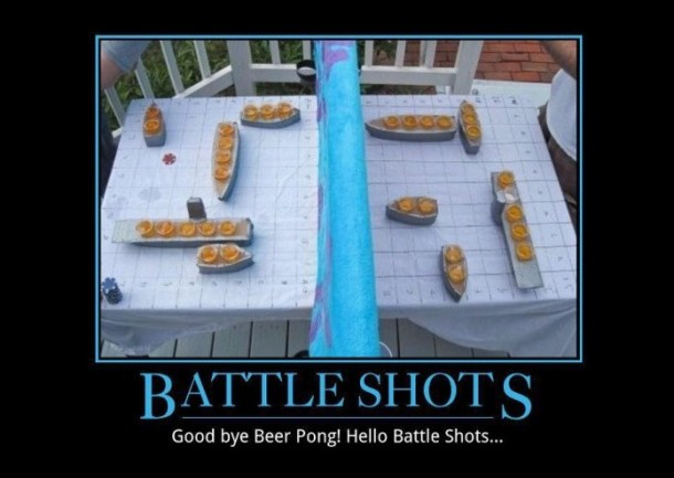 Say Goodbye to Beer Pong!
