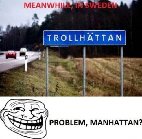 Capital of Trolls