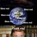 Chuck Norris Sneeze