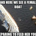 Female Boat