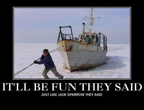 Fun They Said…