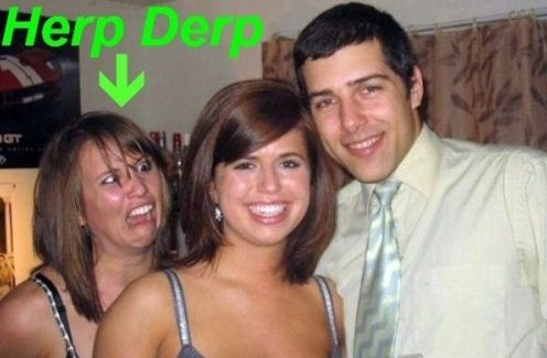 Great Photobomb!