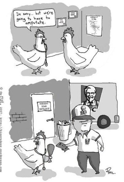KFC – The Untold Story