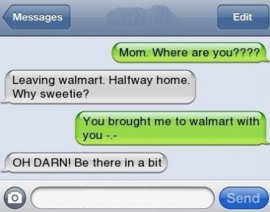 Mother Fail!