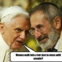Pope Trolling