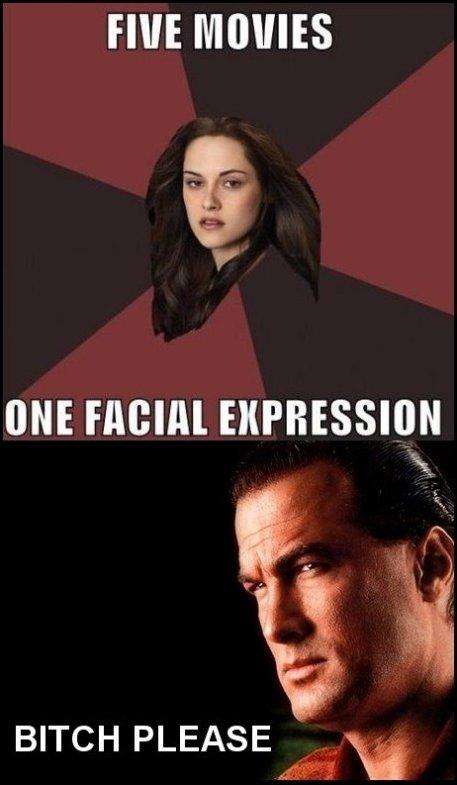 One Facial Expression