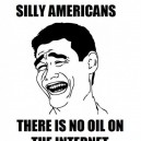 Silly Americans