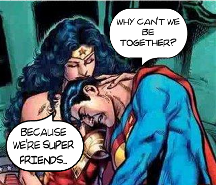 Super Firend-Zoned