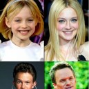 Actors Now and Then