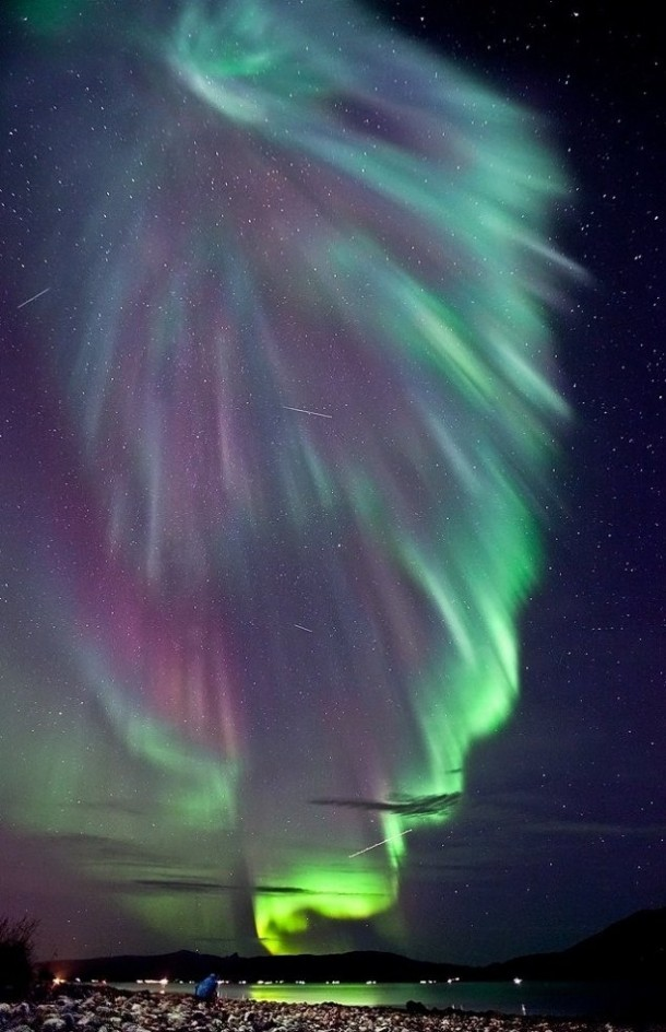 Aurora Over Norway