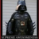 Bat Vader, Can It Be More Awesome?
