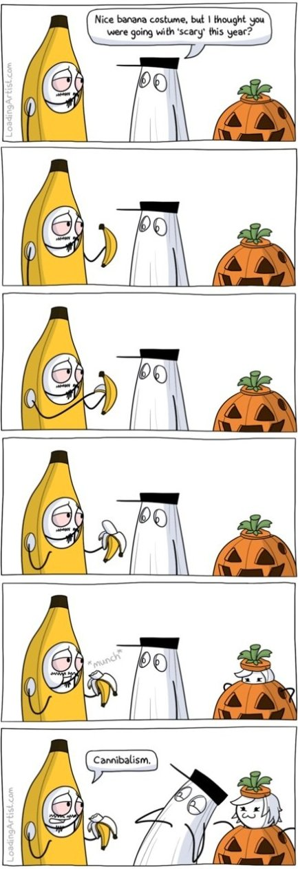 Banana Cannibal