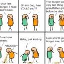 Your Last Hamburger