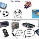 Kids Now vs. Kids Before