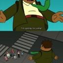 Conrad From Futurama