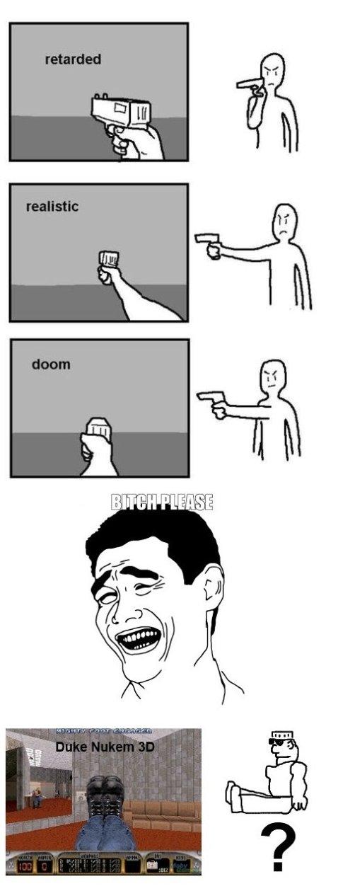 Duke Nukem Logic