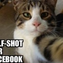 Self-shot for Facebook