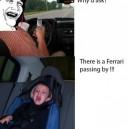 Ferrari?