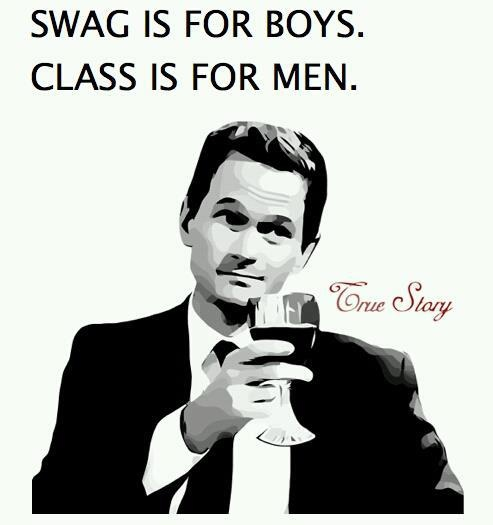 Swag or Class?