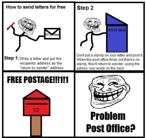 How To Send Letters For Free