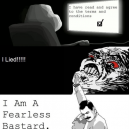 I Am Fearless!
