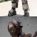 Iron Man Cosplay Win!