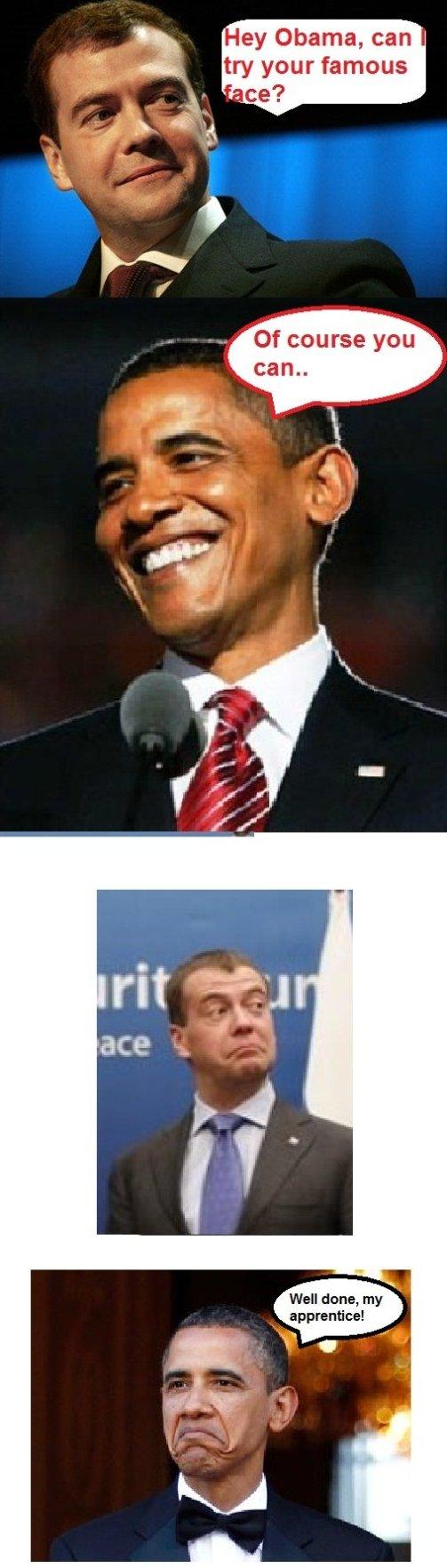 Obama – Not Bad