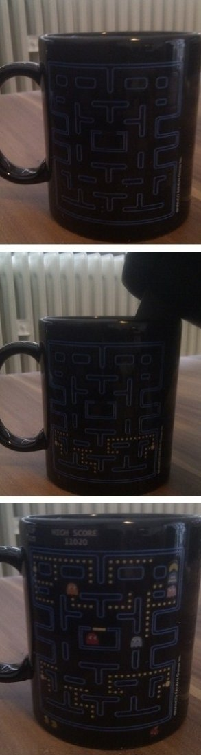 Awesome Packman Mug!