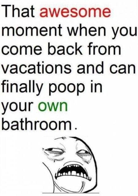That Awesome Moment…