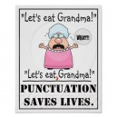 Punctuations Saves Lives
