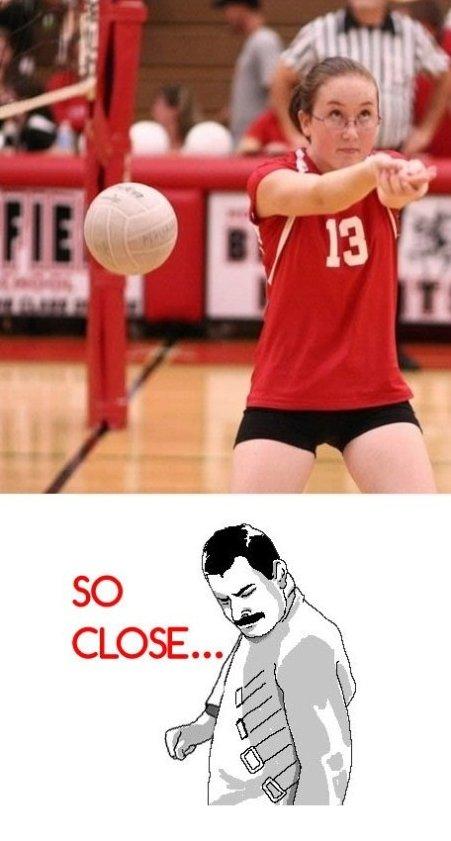 So Close…