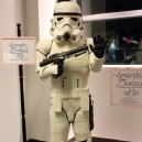 Awesome Storm Trooper Cake
