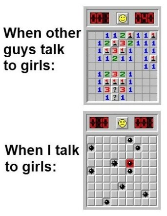 Talking To Girls