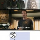 The Avengers! Awesome!