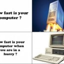 How Fast is Your Computer?