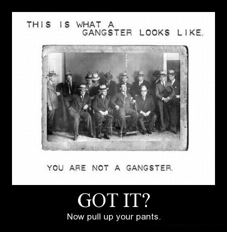 This Is How Real Gangsters Look Like