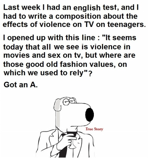 Family Guy Trolled