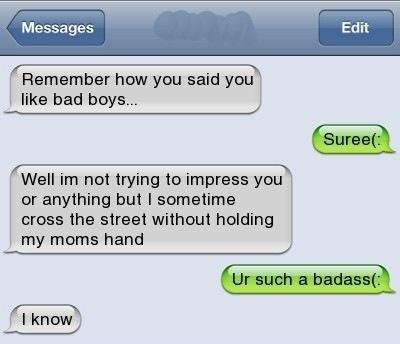 Such A Badass!