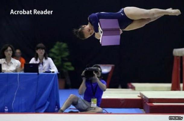 Acrobat Reader