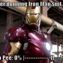 The Problem With The Iron Man Suit