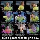 Dumb Poses
