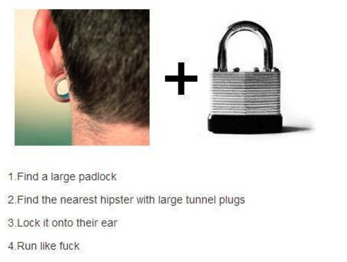 How To Prank a Hipster