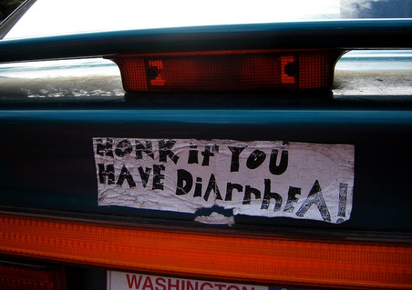 Best Bumper Sticker Ever!
