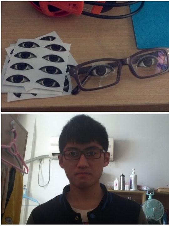 Glasses Win!