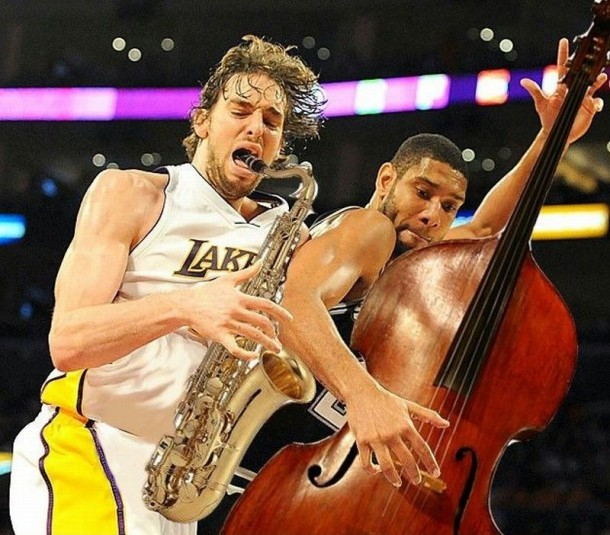 Jazzing Basketball