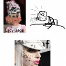 Lady Gaga And Cereal Guy