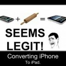 How To Make an iPad