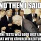 Scumbag Teachers